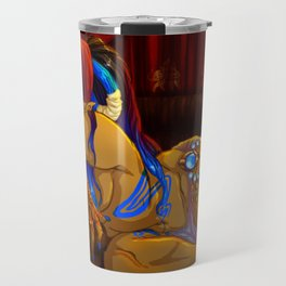 Caravanserai Treasure Travel Mug