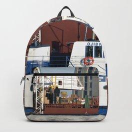 Soo Marine Supply Ojibway Backpack
