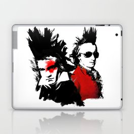 Beethoven Mozart Punk Composers Laptop & iPad Skin