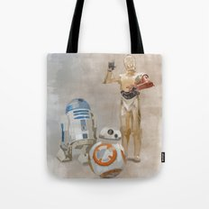 The Droids You're Looking For Tote Bag