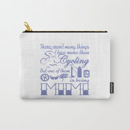 Cycling Mimi Carry-All Pouch