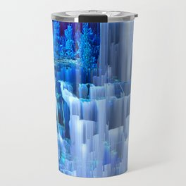 Forest Falls Travel Mug