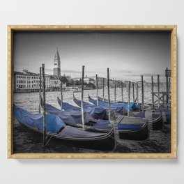 VENICE Grand Canal and St Mark's Campanile Serving Tray