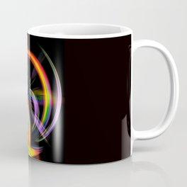 Digital Painting Fire Coffee Mug