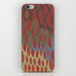 Spotted Sunfish iPhone Skin
