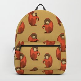 Whimsy Orang Utan Backpack