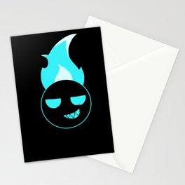 My Fiery Soul Stationery Cards