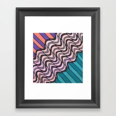 The Future : Day 25 Framed Art Print
