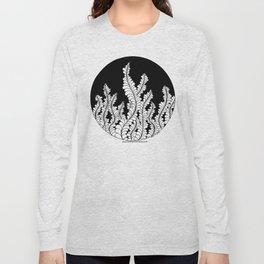 Aqua Nocturnae Long Sleeve T-shirt