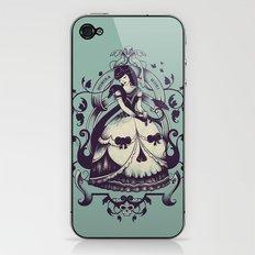 Mrs. Death iPhone & iPod Skin