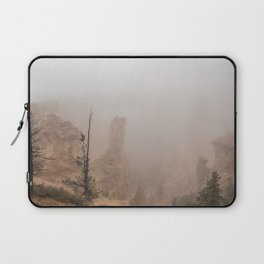 Bryce Canyon Obscured Laptop Sleeve