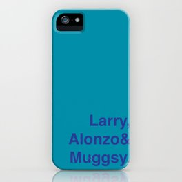 Charlotte Hornets (classic) iPhone Case