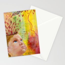 In our Genes Stationery Cards