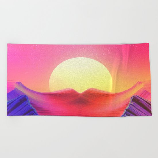 Eple Beach Towel