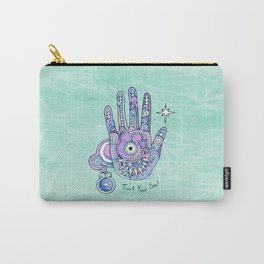 Trust Your Soul Carry-All Pouch