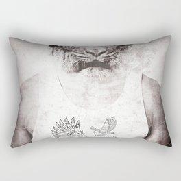 Animal graphic design Rectangular Pillow