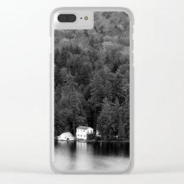 Adirondacks Clear iPhone Case
