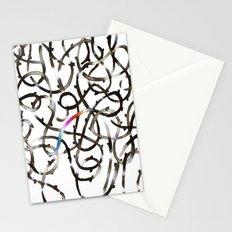 Unmapped 9 Stationery Cards