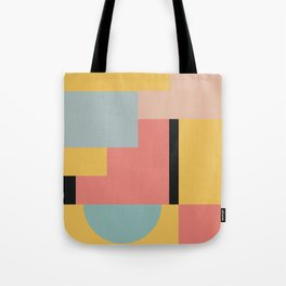 geometric abstract 27 Tote Bag