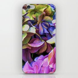 Petalmania iPhone Skin