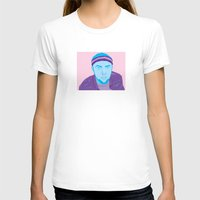 mac T-shirts featuring Mac Mizzle by Gustavo Barroso