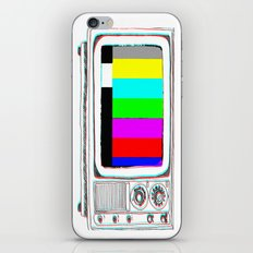 Desperate To Connect iPhone & iPod Skin