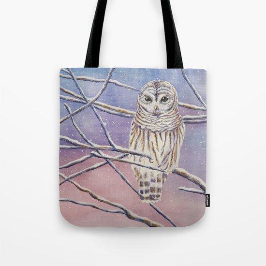 Barred Owl by michellefaberart
