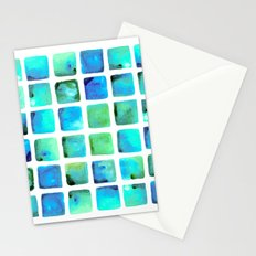 Seaweed Glow Stationery Cards