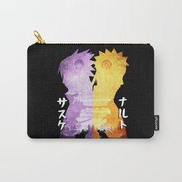 Minimalist Silhouette Rival Carry-All Pouch
