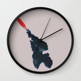 Lethal Injection Wall Clock