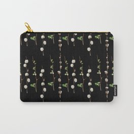 Willow Quince Stems Pattern Carry-All Pouch