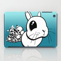 bunny iPad Cases featuring Bunny by Bill Giersch