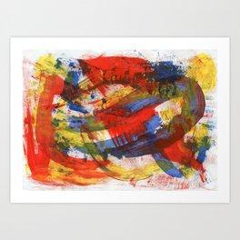 CLR Art Print