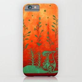 Cretan Griffin iPhone Case