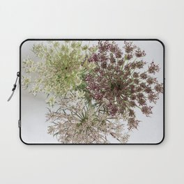 Dill Weed Flowers Laptop Sleeve