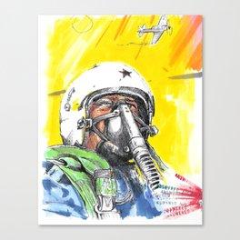 sky_pilot Canvas Print