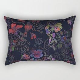 Shadow garden Rectangular Pillow