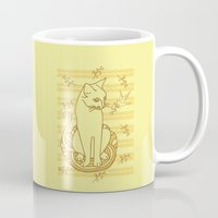 friendship Mugs featuring Friendship by Sarinya  Withaya
