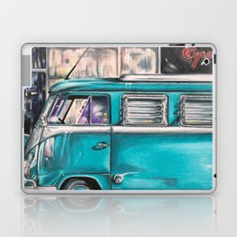 Hippie Van Laptop & iPad Skin