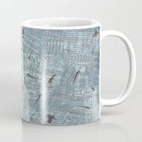 50s Mugs featuring 50s inspired1 by Pagan Sovereign Studios