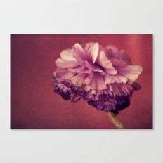 purple days Canvas Print