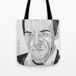 Roger 'Verbal' Kint / Keyser Soze. Tote Bag