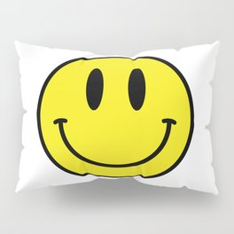 Smiley - Acid House Pillow Sham