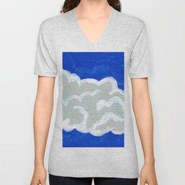 Little Cloud Unisex V-Neck