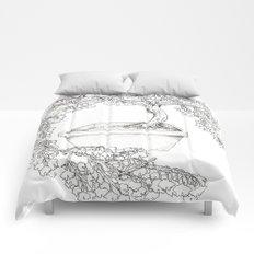 Ginkgo Tree Comforters
