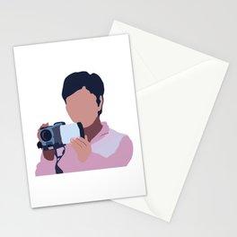 thank u next Stationery Cards