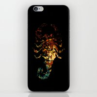 drive iPhone & iPod Skins featuring Drive by Carlo Spaziani