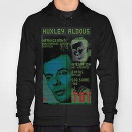 Aldous Huxley Hoody