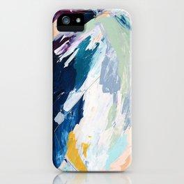 seaside. iPhone Case