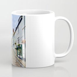 Church Lane Whitby Coffee Mug